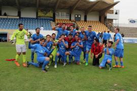 Sigue minuto a minuto el partido entre S.D. Formentera y Sevilla F.C.