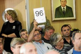 Sant Josep defiende el método de la subasta y sólo revisaría las concesiones si Marrero es inhabilitado