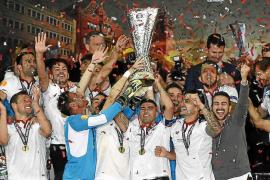 Tres títulos de la Europa League de manera consecutiva