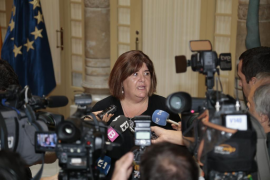 Huertas: «He votado con MÉS y con el PP para saber qué hacer con una documentación, nada más»