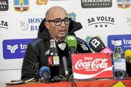 Sampaoli: «El Formentera jugó el partido de su vida»