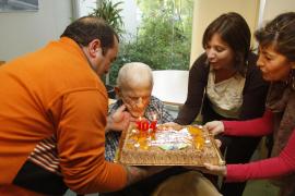104 años de vida en buena compañía