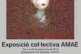 AMAE llena de arte el Centro Cultural de Jesús con una exposición colectiva
