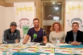 Música y humor en el festival 'Juntos por la infancia en Navidad'