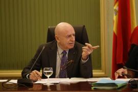 Abel Matutes asegura que nunca se benefició de la tierra de las autovías de Ibiza