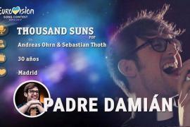 El cura preseleccionado para Eurovisión: «Si va Conchita Wurst, ¿por qué no yo?»