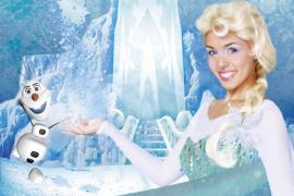 'Frozen', el musical de la Reina del Hielo y su hermana Ana, llega a Sa Màniga