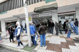 Las Pitiusas rozan los 10.000 parados por la destrucción de 4.794 empleos tras la temporada