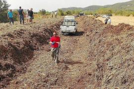 Abaqua invierte 2,2 millones en el transporte de lodos de las depuradoras a la península