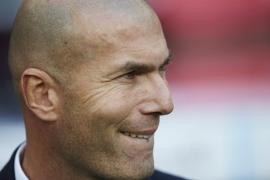 Zidane: «No es fácil sumar aquí y lo hemos hecho con carácter»