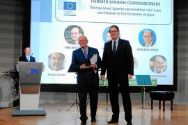 Bruselas reconoce la labor de Abel Matutes al proyecto comunitario europeo