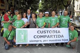 La crisis y la custodia compartida disparan los juicios entre divorciados en Balears