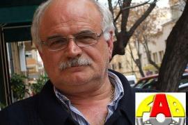 Rafel Ferragut, presidente de la federación Balear de automovilismo.