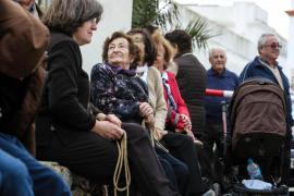 Comida solidaria de Manos Unidas en Sant Rafel