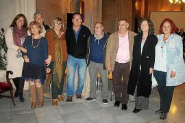 Presentación de 'Logarets de Mallorca', de Pep Ramis