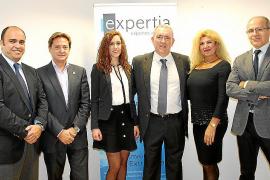 Fiesta de inauguración de Expertia asesores