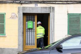 Vila tapia las puertas y ventanas del edificio de Santa Margarita tras la salida de Acisclo