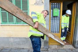 El único vecino de Santa Margalida llega a un acuerdo con Vila y abandona su casa