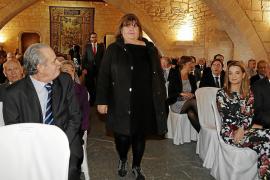 El Pacte se prepara para echar a Xelo Huertas de la presidencia del Parlament
