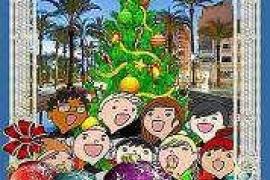 Villancicos y chocolatada navideña en Sant Antoni