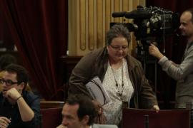 Seijas afirma que continuará en el Parlament a pesar del «atropello» de Podemos
