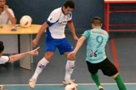 El pívot Yves, del Mazarrón, primer refuerzo del Harinus Peña Deportiva