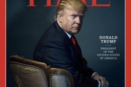 La revista Time designa a Donald Trump persona del año 2016