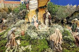 El belén de Sant Elm, el más grande de Ibiza, abre sus puertas
