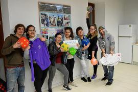 Una quincena de voluntarios participan en las jornadas de convivencia de Apneef