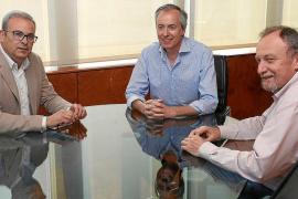 El 'pacto a la israelita' que pudo cambiar la historia del Consell d'Eivissa