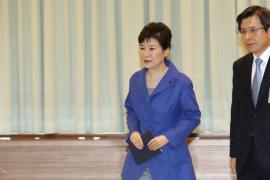 La presidenta surcoreana pide perdón tras ser destituida por el escándalo de la «Rasputina coreana»