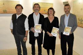 Marto expone su obra en Can Fondo de Alcúdia
