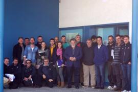 El personal de Trasmapi realiza un curso del código Internacional de Gestión de la Seguridad