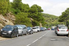El Consell inicia reuniones para limitar el acceso de vehículos al Parque Natural de ses Salines