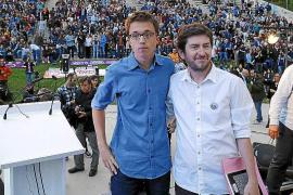 Podemos organiza un coloquio con Errejón en plena polémica por las expulsiones de Balears