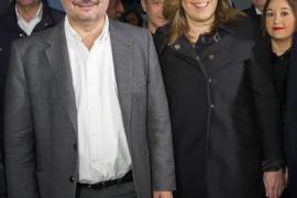Susana Díaz asegura que «nadie va a arrinconar al PSOE, volverá a ser un partido de mayorías»