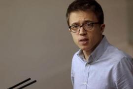 Errejón apoya la decisión de Podemos de expulsar del partido a Xelo Huertas