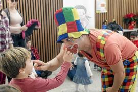 La ONG Proyecto Juntos le dedica un festival navideño a la infancia de Ibiza