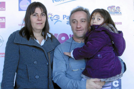 El padre de Nadia ultimaba la fuga de España con su familia