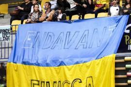 El Ushuaïa Ibiza Voley cae contra el Can Ventura por un 1-3
