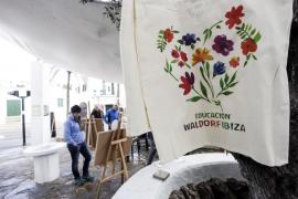 La escuela Waldorf de Ibiza celebra una jornada festiva