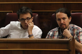 Iglesias a Errejón: «No me puedes pedir que desvincule mi papel como secretario general de mis ideas»