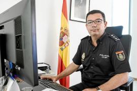 El comisario José Luis Garau cierra hoy su etapa en Ibiza para trasladarse a Valencia