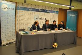 Treinta potenciales empresarios de la red participan en el iWeekend
