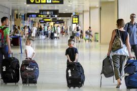 El tráfico de pasajeros crece un 15,2% en noviembre en el aeropuerto de Ibiza
