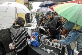 Ushuaïa Ibiza Beach Hotel repetirá su mercadillo solidario este jueves