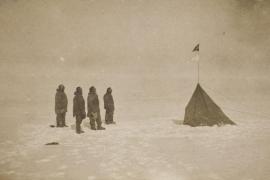 105 años de la conquista del Polo Sur por Amundsen