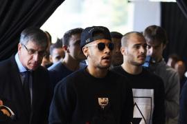 La Audiencia condena al Barcelona a pagar 5,5 millones por el fichaje de Neymar