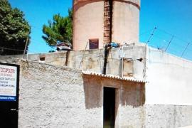 Depósito de agua del Serral de les Monges