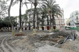 Los restos púnicos encontrados en las obras de la calle Avicena se volverán a tapar